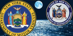 NY DMV Taxation